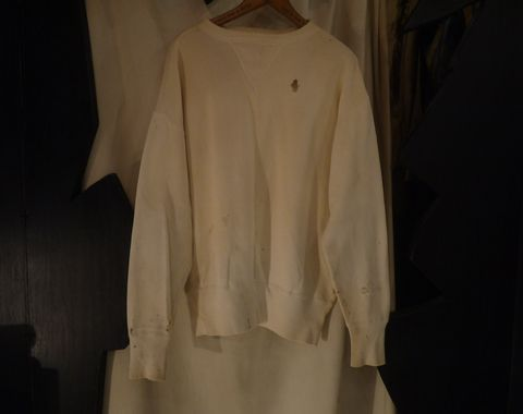 40s Double V Sweat Shirts